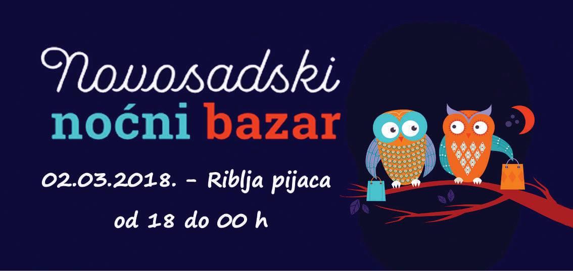 IV novosadski noćni bazar